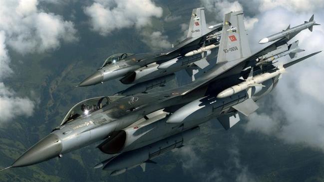 Turkish fighter jets 'neutralize' 14 PKK terrorists