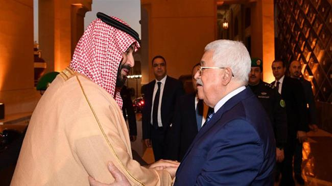 'MbS offered Abbas $10bn to accept Trump's Mideast deal'