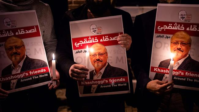 Bin Salman still hangs out with Khashoggi murderer