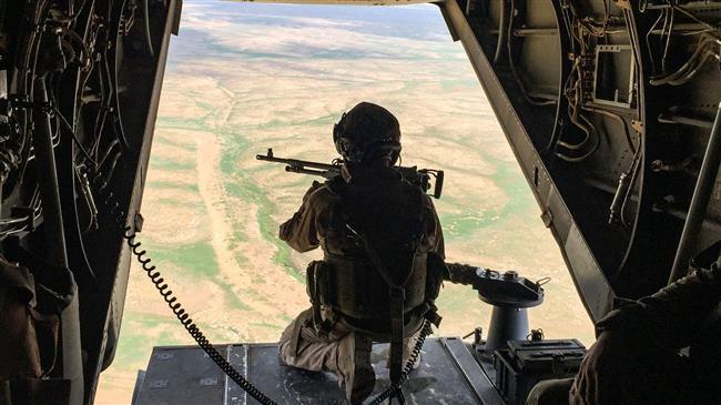US firm Blackwater training Daesh at Iraq base: Paper