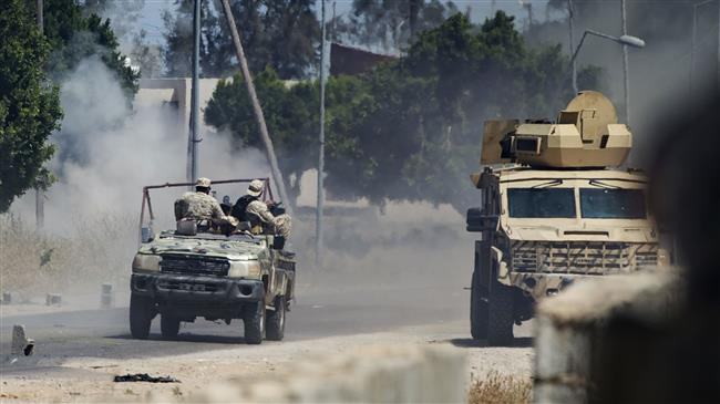 UN panel links airstrikes on Libya's government to UAE