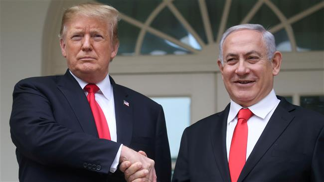 'Deal of century, US recognition of Israel apartheid'