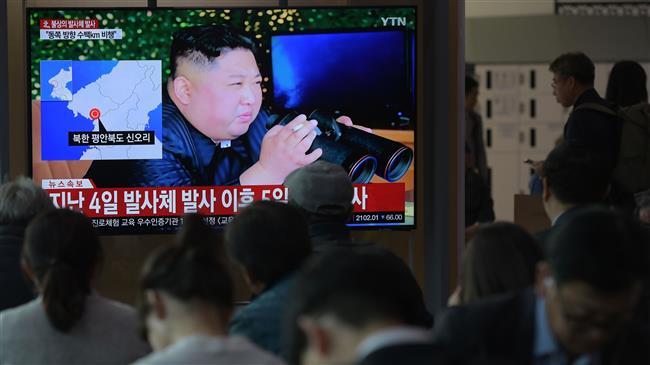 North Korean leader calls for 'full combat posture'