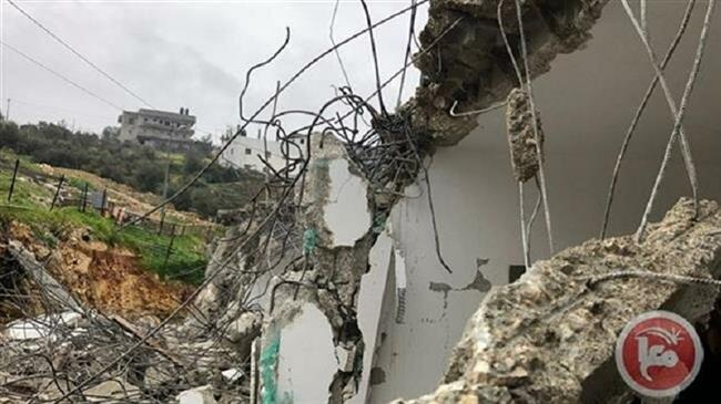 Israel demolished 41 Palestinian structures in 2 weeks: UN