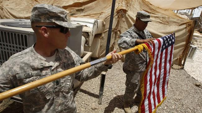'Iraqi parl. to vote on bill banning US military presence'