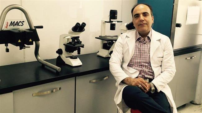 Top Iranian stem cell scientist in US jail for 7 months