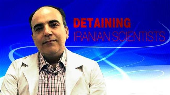 US detention of Iranian scientist amounts to 'war crime'