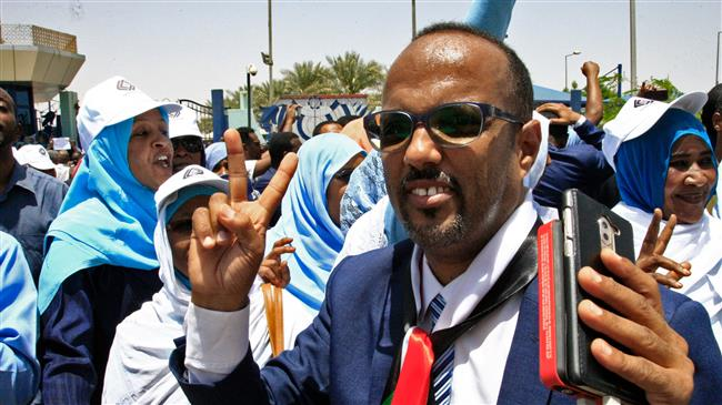 Sudanese workers protest over 'economic collapse'