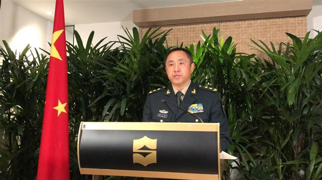 China says US actions threaten stability in East Asia