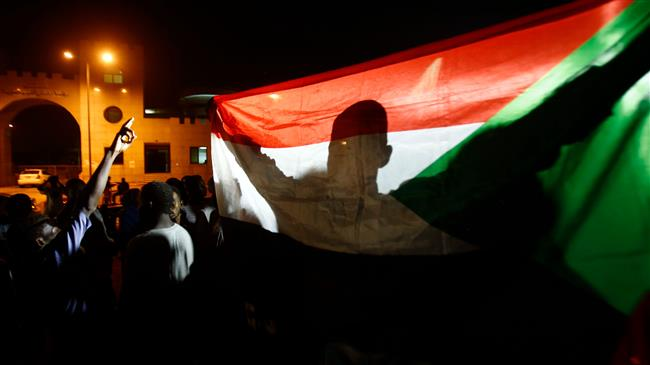 Two killed at protest site as Sudan junta digs heels