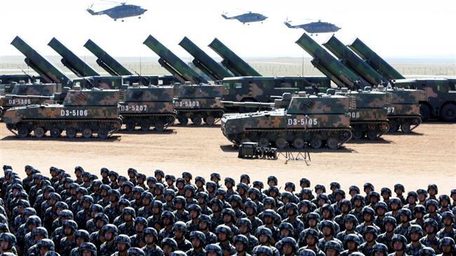 Syrie: l'armée chinoise rallie les «Alliés»!