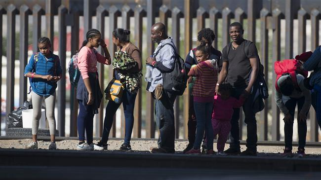 US detained 144,000 immigrants in May