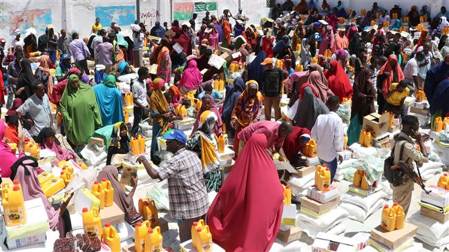 UN warns of severe hunger in Somalia due to drought