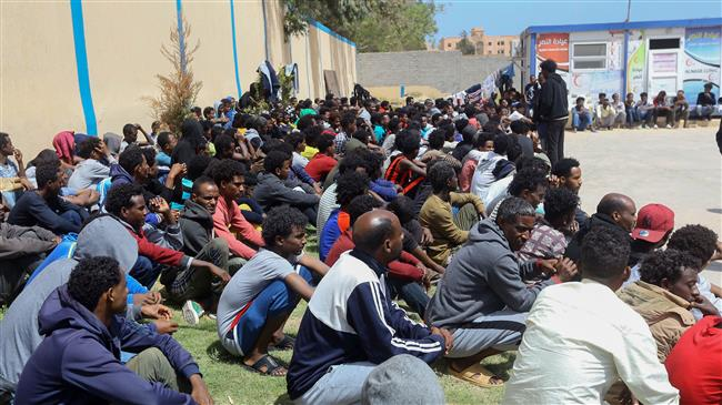 UN concerned over refugees' 'ghastly' conditions in Libya