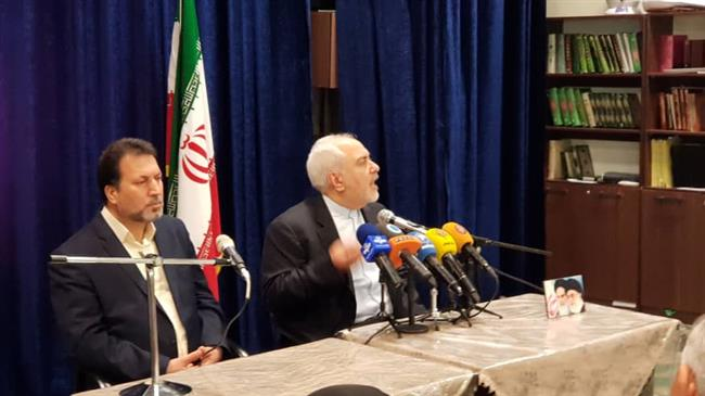 Zarif: Dollar must be ditched to strip US of economic sway