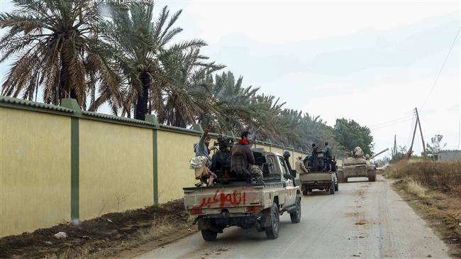 UN extends arms embargo on Libya for another year