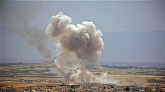 Syria, Russia bomb gathering of Jabhat al-Nusra leaders
