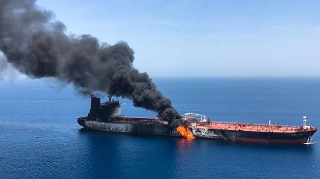 Gulf of Oman: false flag?