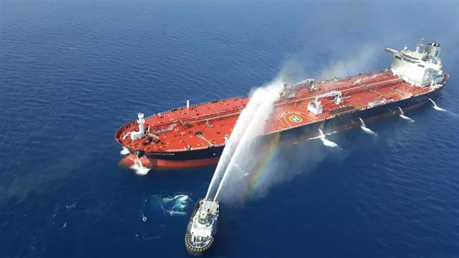 'Japan dismisses US claim that Iran attacked tankers'