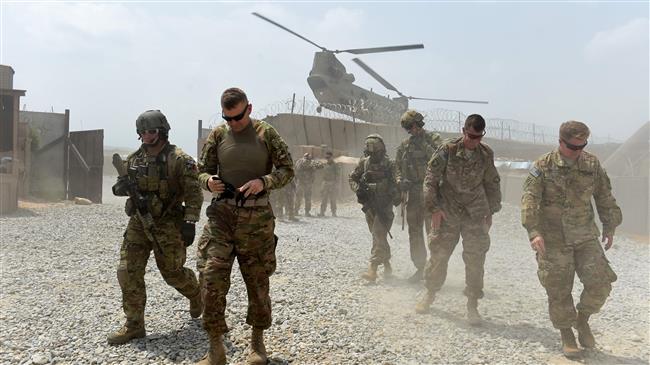 US troops 'saved' Daesh leaders from Taliban siege