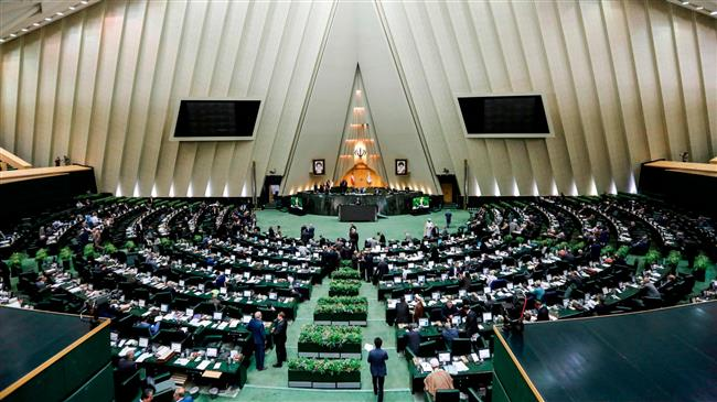 Iranian MPs hail IRGC's downing of intruding US drone