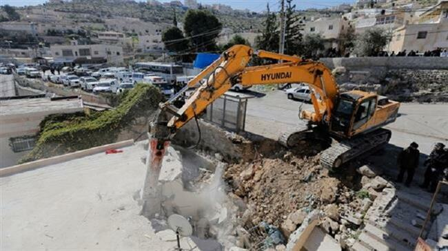 Israeli settlers attack, seize Palestinian land in West Bank
