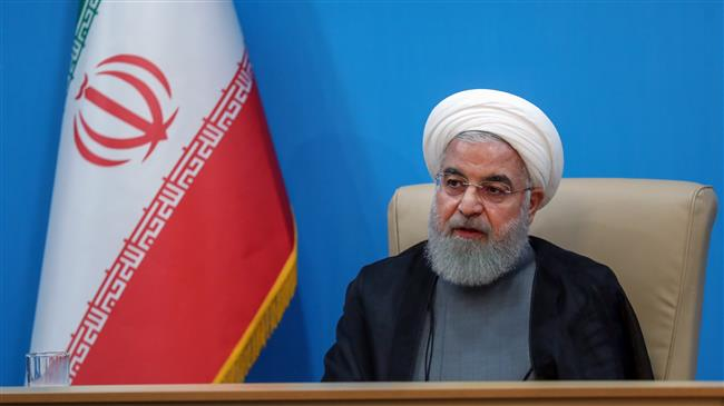 Rouhani: New bans expose US lie about seeking dialog