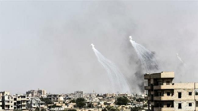 US-led coalition admits killing over 1300 civilians in Syria, Iraq