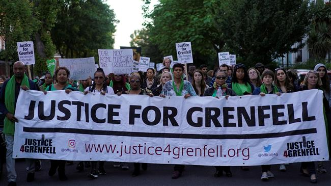 Grenfell Tower: 2 years on, all the pain, no accountability.