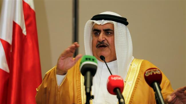 Bahrain opposition slams FM's remarks on Israel