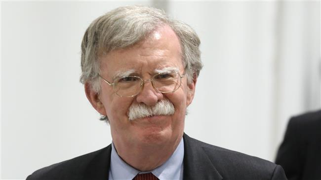 Bolton dismisses report of 'nuclear freeze' with N Korea