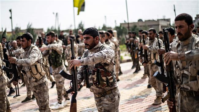 Turkey raps UN deal with US-backed SDF militants in Syria