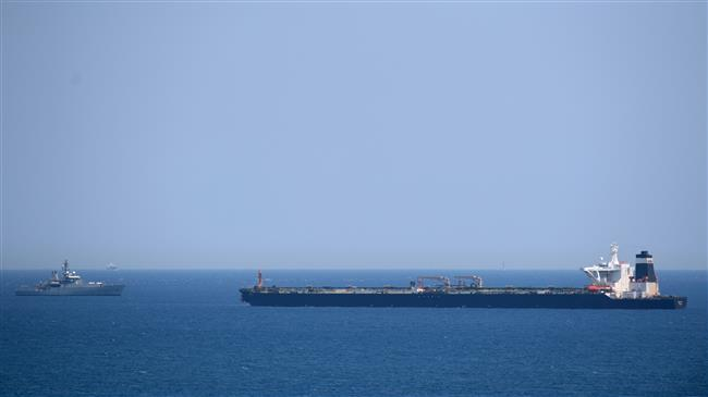 Russia condemns UK for seizing Iranian oil tanker