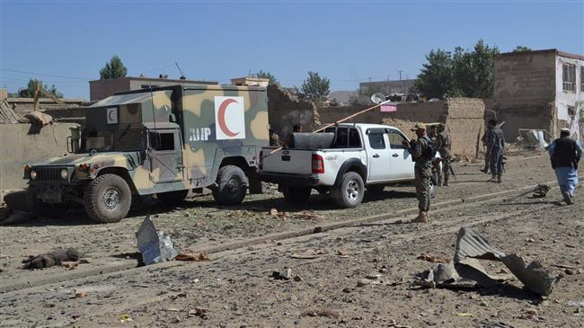 Taliban bombing kills 12, injures 50 in central Afghanistan