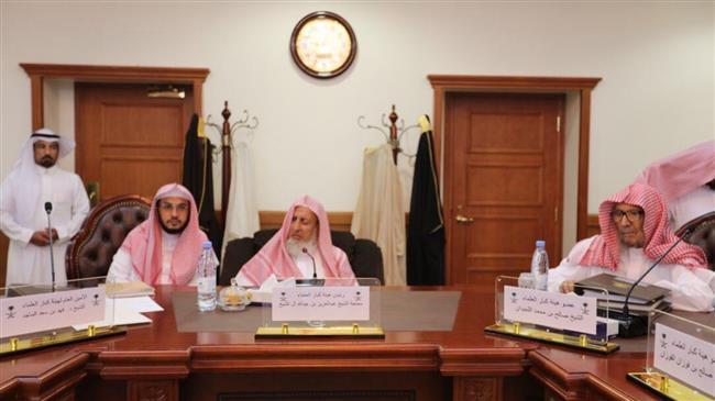 'Top Saudi clerics snub council sessions over corruption'
