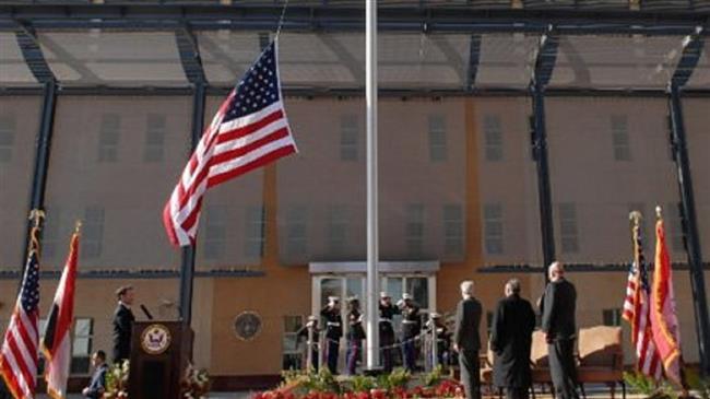 Ambassade US à Bagdad: un nid du Mossad?