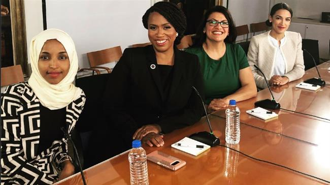 Go back where you came from: Trump to congresswomen