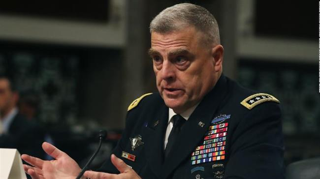 Early Afghanistan pullout 'strategic mistake': US general