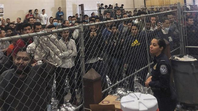 Trump: Immigrant detention centers 'well run and clean'