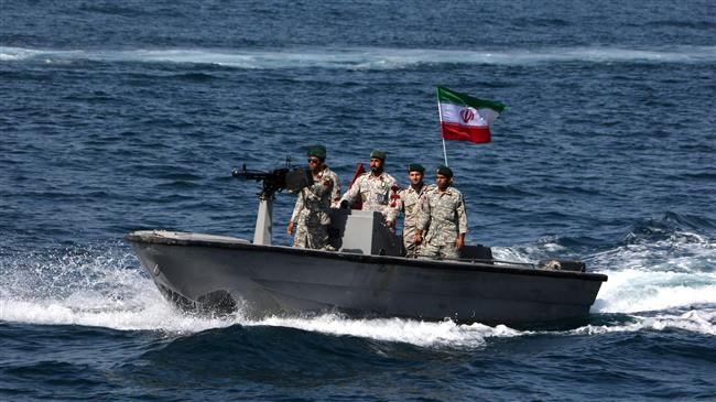 Watch: IRGC seizing fuel-smuggling foreign tanker