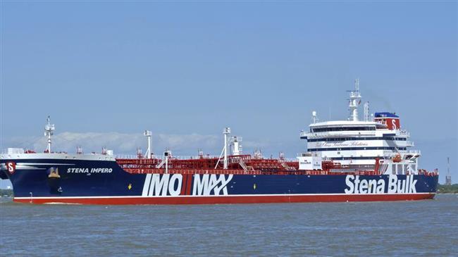 Tanker british saisi: la France réagit
