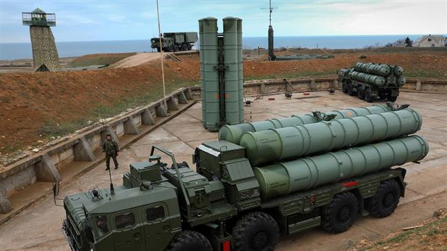 Russia starts shipment of 2nd batch of S-400s to China