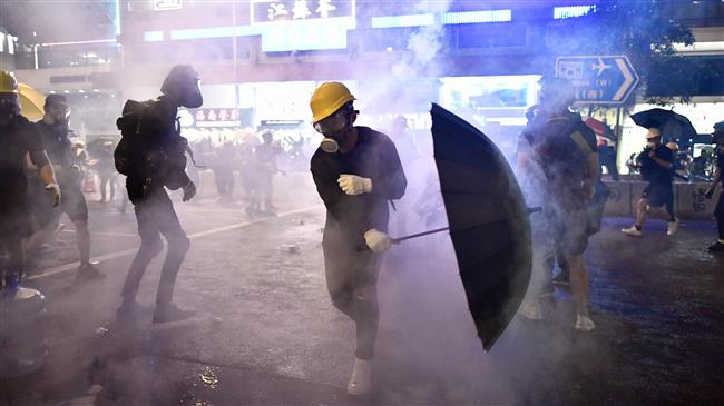 China rejects US lawmaker's comments about Hong Kong