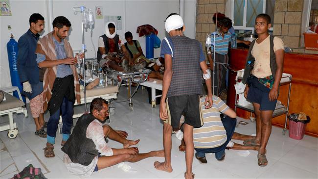 Iran condemns fatal Saudi air raid on Yemeni market
