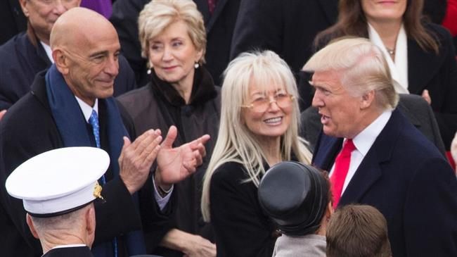 Trump wealthy ally aimed to profit from Saudi nuclear deal
