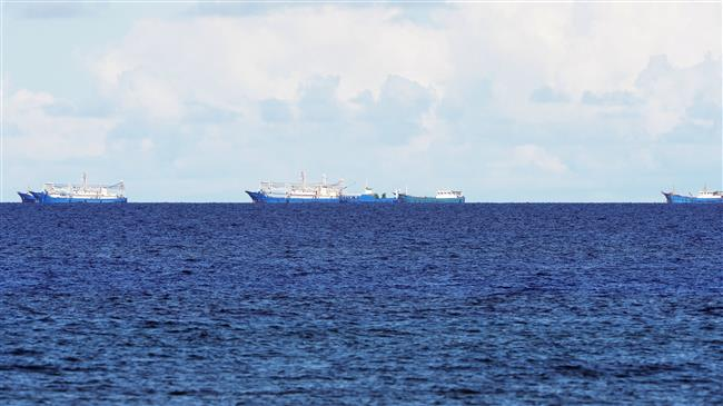 Beijing to outsiders: Don't 'sow distrust' in S China Sea