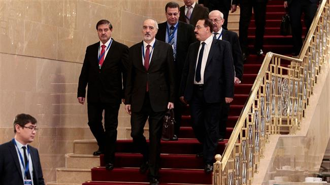 Guarantors 'committed to preserving Syria's sovereignty'