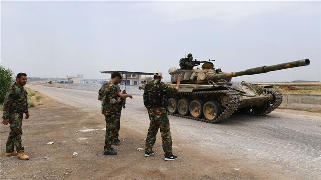 Syria to launch military op in Idlib after truce breach