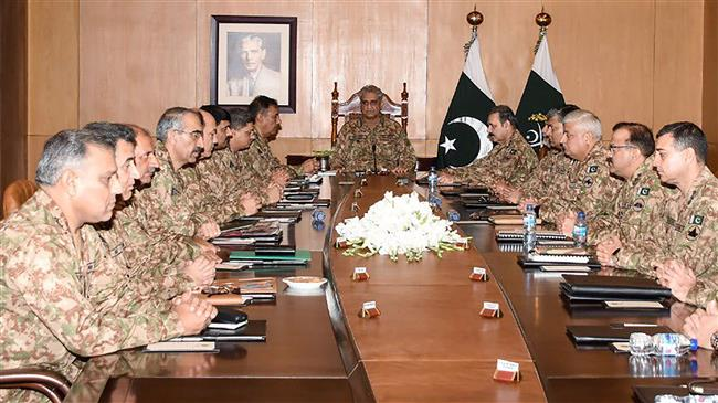 Pakistan's army 'to go to any extent' to support Kashmir