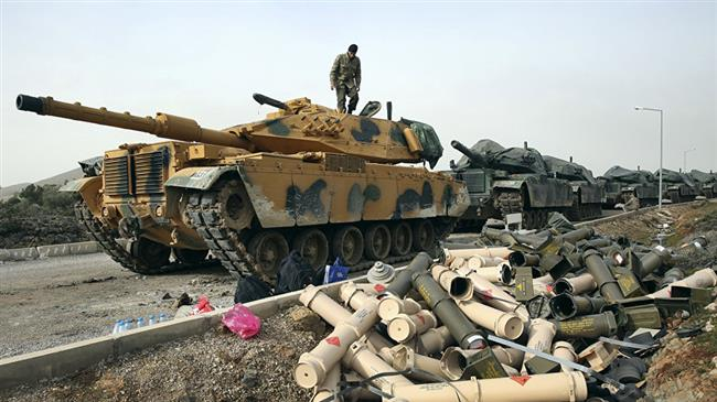 Syria rejects US-Turkish deal as 'blatant aggression'